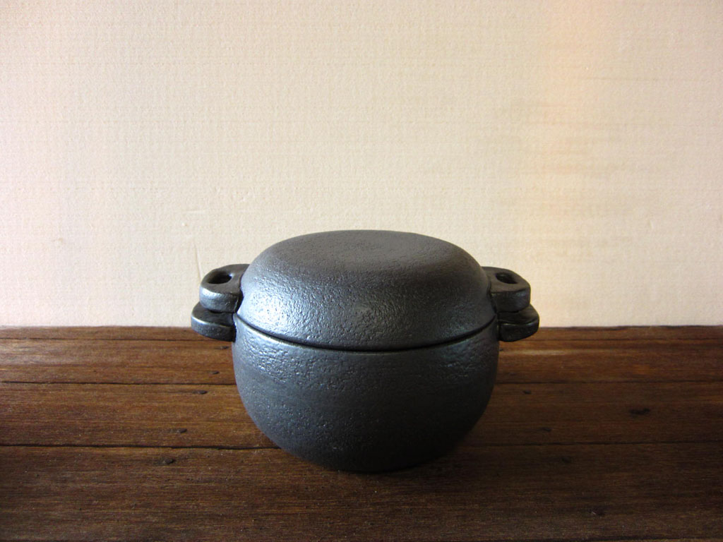 多用土鍋   カネフサ製陶